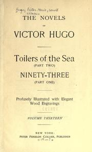 Cover of: Victor Hugo's works by Victor Hugo