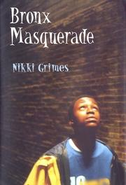 Cover of: Bronx masquerade by Nikki Grimes
