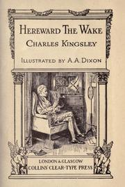 Cover of: Hereward the Wake by Charles Kingsley