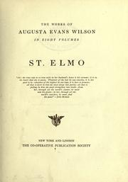 Cover of: St. Elmo by Augusta J. Evans