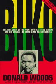 Cover of: Biko by Donald Woods