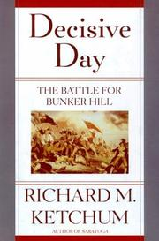 Cover of: Decisive Day by Richard M. Ketchum
