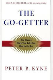 Cover of: The go-getter by Peter B. Kyne