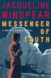 Cover of: Messenger of Truth by Jacqueline Winspear