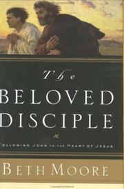Cover of: Beloved Disciple by Beth Moore