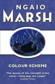 Cover of: Colour Scheme by Ngaio Marsh