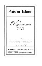 Cover of: Poison Island by Sir Arthur Thomas Quiller-Couch