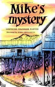 Cover of: Mike&#39;s Mystery by Gertrude Chandler Warner