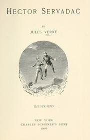 Cover of: Hector Servadac by Jules Verne