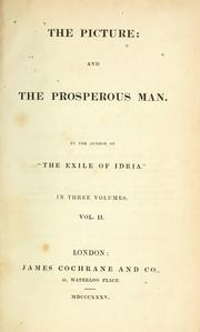 The picture, and The prosperous man (Open Library)