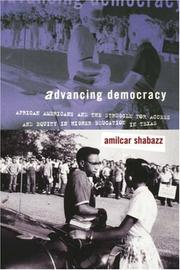 Cover of: Advancing Democracy by Amilcar Shabazz