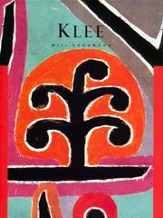 Cover of: Paul Klee by Paul Klee