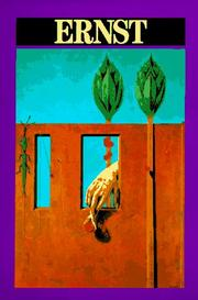 Cover of: Ernst by Max Ernst