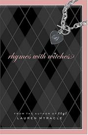 Cover of: Rhymes with witches by Lauren Myracle