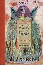 Cover of: The diary of Frida Kahlo by Frida Kahlo