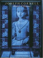 Cover of: Joseph Cornell by Diane Waldman