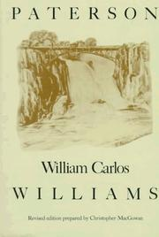 Cover of: Paterson by William Carlos Williams
