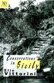 Cover of: Conversazione in Sicilia by Elio Vittorini