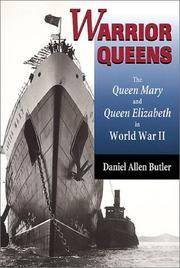 Cover of: Warrior queens by Daniel Allen Butler