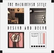 Cover of: The Mackintosh Style by Elizabeth Wilhide