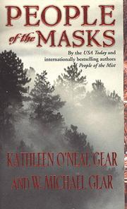 Cover of: People of the Masks (The First North Americans, Book 10) by Kathleen O'Neal Gear