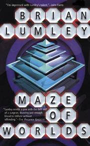 Cover of: Maze of Worlds by Brian Lumley