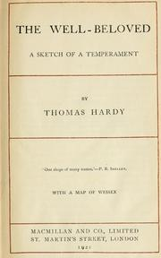 Cover of: Macmillan's pocket Hardy by Thomas Hardy