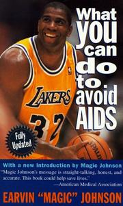 "Cover of: What You Can Do to Avoid AIDS by Earvin ""Magic"" Johnson"