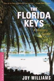 Cover of: The Florida Keys by Joy Williams