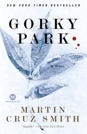 Cover of: Gorky Park by Martin Cruz Smith
