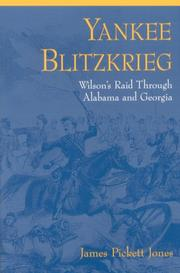 Cover of: Yankee blitzkrieg by James Pickett Jones