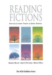 Cover of: Reading fictions by Bronwyn Mellor