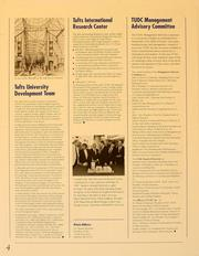 Cover of: Tufts international research center newswire, May 1990, volume one, issue one by Tufts University Development Corporation (TUDC)