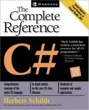 Cover of: C++ by Herbert Schildt