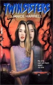 Twin Sisters Janice Harrell