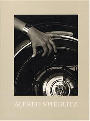 Cover of: Alfred Stieglitz, photographs & writings by Alfred Stieglitz