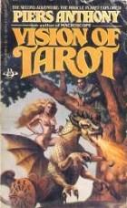 Cover of: Vision of Tarot by Piers Anthony