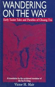 Cover of: Nanhua jing by Zhuangzi.