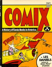 Cover of: Comix: a history of comic books in America by Les Daniels
