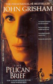 Cover of: The pelican brief by John Grisham