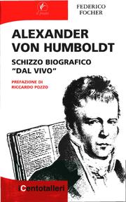 Cover of: Alexander von Humboldt by Federico Focher