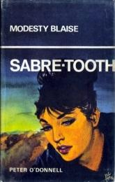 Cover of: Sabre-Tooth by Peter O&#39;Donnell
