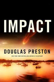 Cover of: Impact by Douglas J. Preston