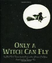 Cover of: Only a witch can fly by Alison McGhee