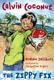 Cover of: Calvin Coconut by Graham Salisbury