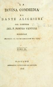 Cover of: The Divine Comedy by Dante Alighieri