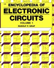 Cover of: Encyclopedia of electronic circuits by Rudolf F. Graf