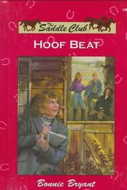 Cover of: Hoof beat by Bonnie Bryant