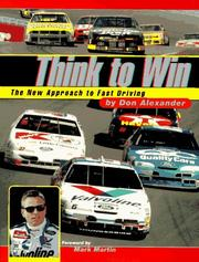 Cover of: Think to win by Don Alexander
