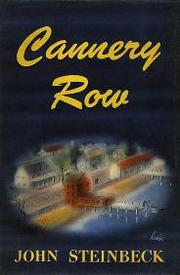 Cover of: Cannery Row by John Steinbeck